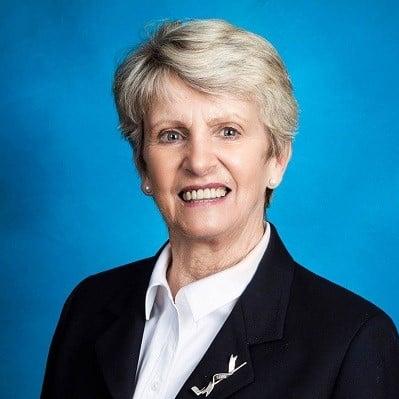 Lady President June Nelson